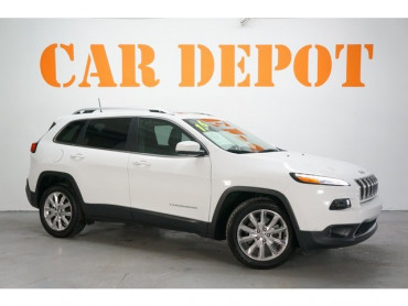 2016 Jeep Cherokee  4D Sport Utility  - 504131 - Image 1