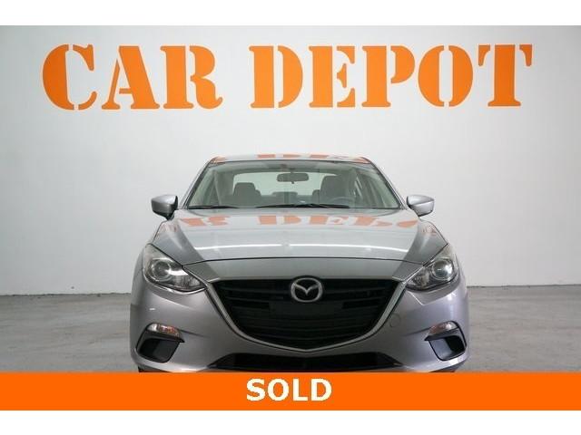 2014 Mazda Mazda3 Sport 4D Sedan - 504157 - Image 2
