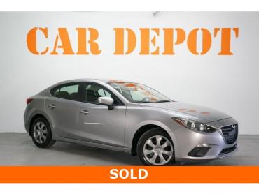 2014 Mazda Mazda3 Sport 4D Sedan - 504157 - Image 1