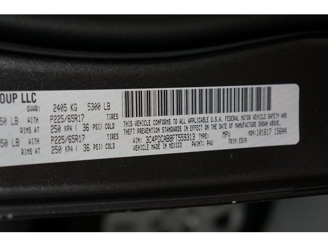 2015 Dodge Journey  4D Sport Utility  - 504173S - Image 40