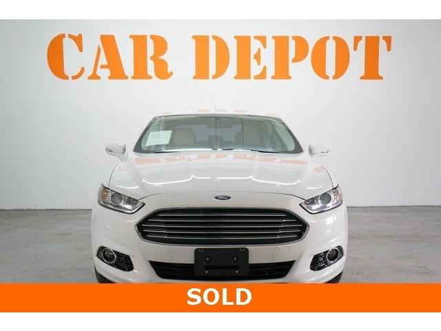 2016 Ford Fusion 4D Sedan - 504187 - Image 2