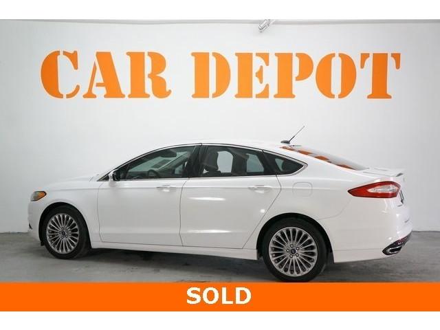 2016 Ford Fusion 4D Sedan - 504187 - Image 5