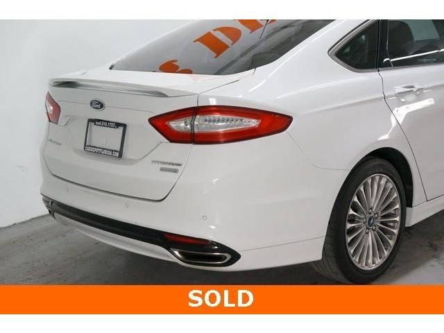 2016 Ford Fusion 4D Sedan - 504187 - Image 12