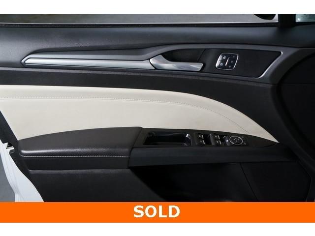 2016 Ford Fusion 4D Sedan - 504187 - Image 16