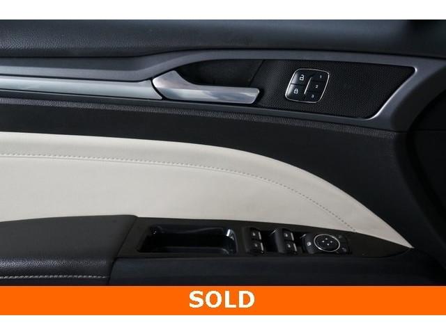 2016 Ford Fusion 4D Sedan - 504187 - Image 17