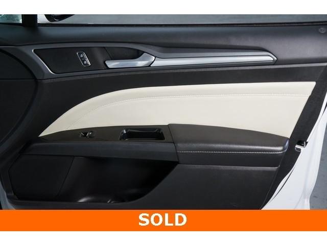 2016 Ford Fusion 4D Sedan - 504187 - Image 26