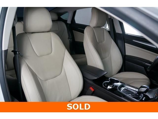 2016 Ford Fusion 4D Sedan - 504187 - Image 28