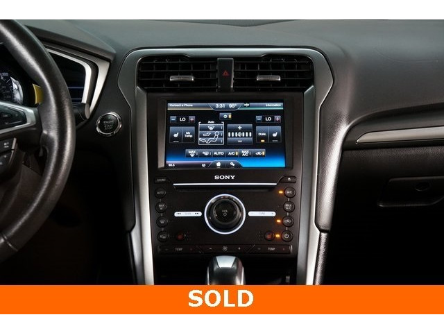 2016 Ford Fusion 4D Sedan - 504187 - Image 32