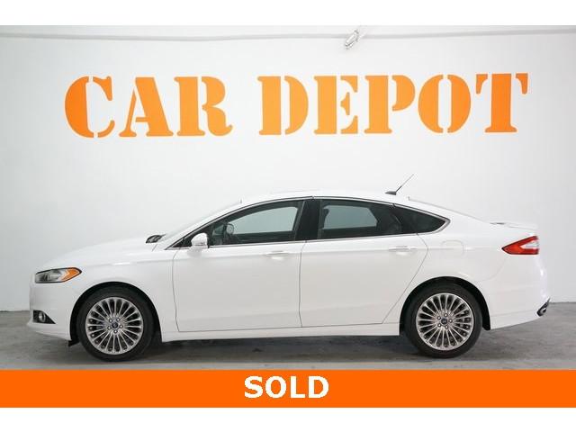 2016 Ford Fusion 4D Sedan - 504187 - Image 4
