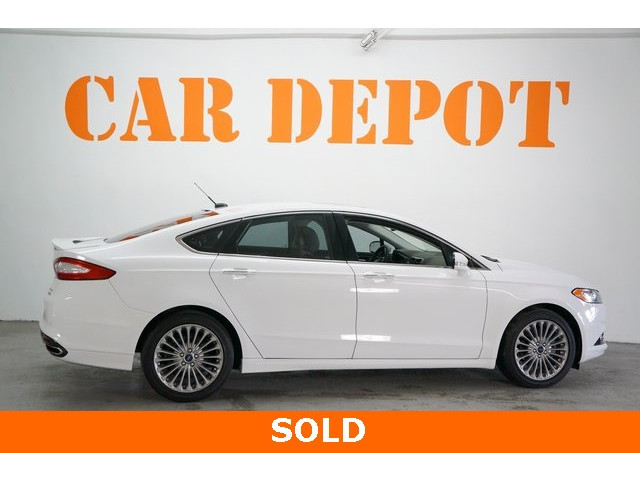 2016 Ford Fusion 4D Sedan - 504187 - Image 7