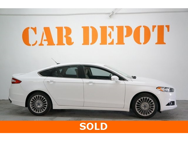 2016 Ford Fusion 4D Sedan - 504187 - Image 8