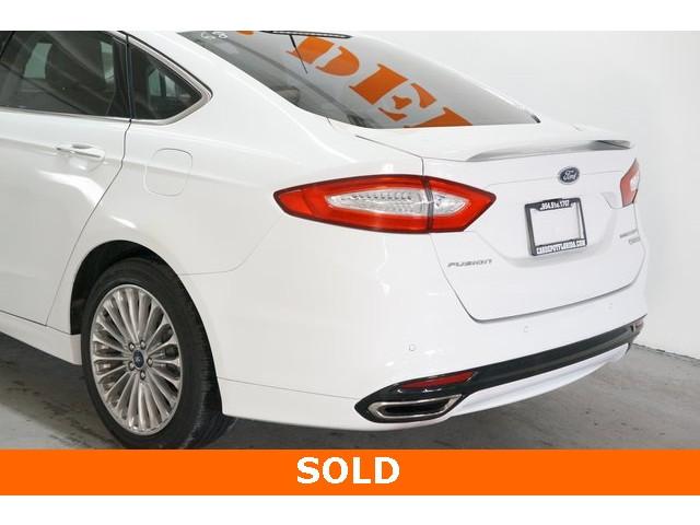 2016 Ford Fusion 4D Sedan - 504187 - Image 11