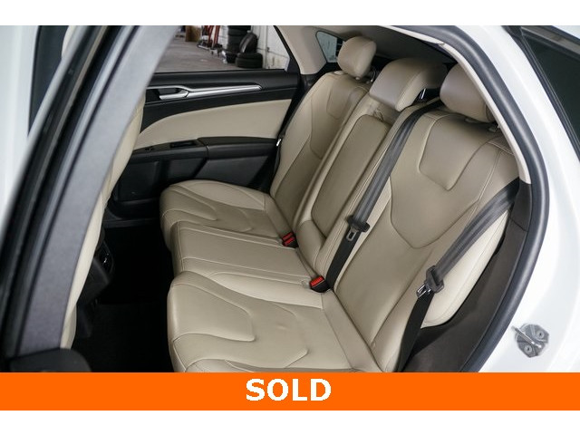 2016 Ford Fusion 4D Sedan - 504187 - Image 24