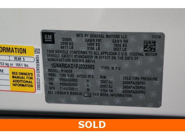2015 Chevrolet Traverse 1LT 4D Sport Utility - 504184S - Image 40