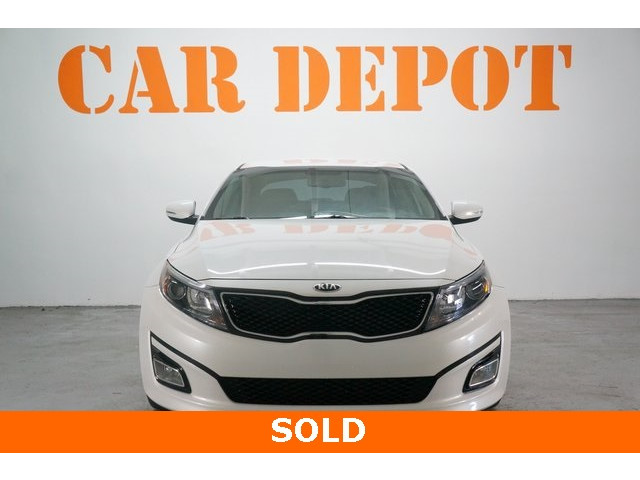 2015 Kia Optima 4D Sedan - 504209 - Image 2