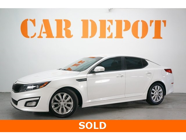 2015 Kia Optima 4D Sedan - 504209 - Image 3