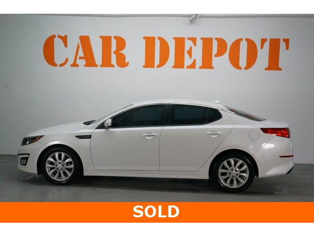 2015 Kia Optima 4D Sedan - 504209 - Image 4