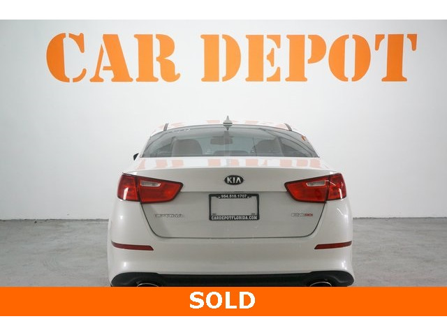 2015 Kia Optima 4D Sedan - 504209 - Image 6
