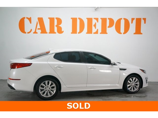 2015 Kia Optima 4D Sedan - 504209 - Image 7