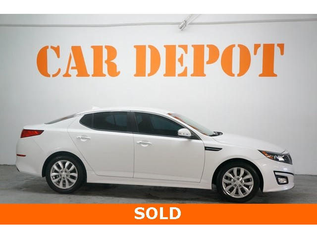 2015 Kia Optima 4D Sedan - 504209 - Image 8