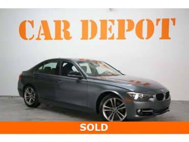2015 BMW 3 Series 4D Sedan - 504210 - Image 1