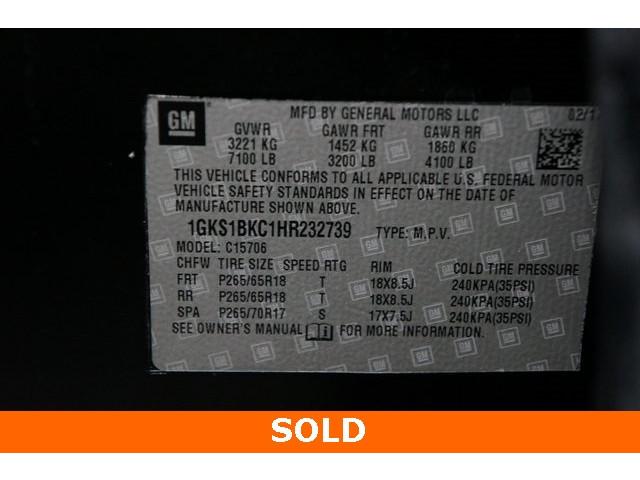 2017 GMC Yukon 4D Sport Utility - 504216 - Image 22
