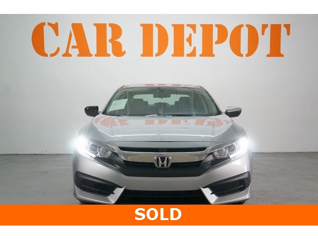 2016 Honda Civic 4D Sedan - 504226 - Image 2