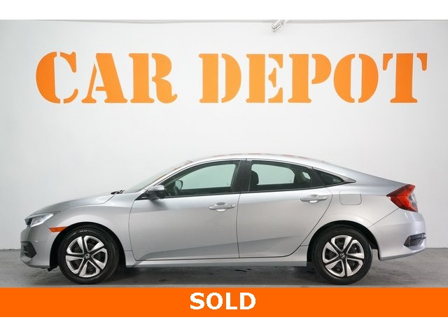 2016 Honda Civic 4D Sedan - 504226 - Image 4