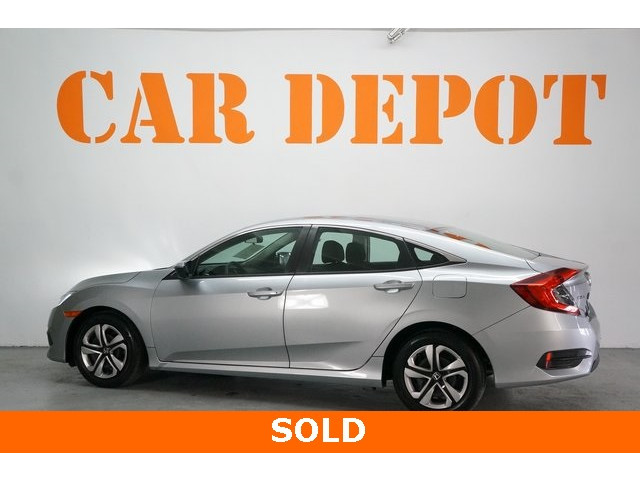 2016 Honda Civic 4D Sedan - 504226 - Image 5