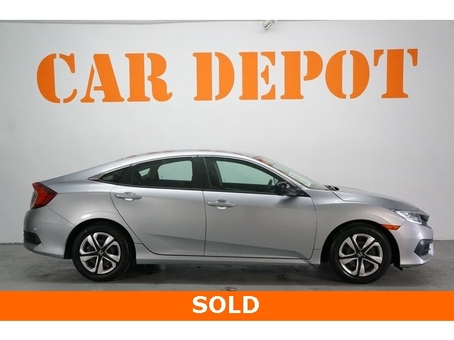 2016 Honda Civic 4D Sedan - 504226 - Image 8