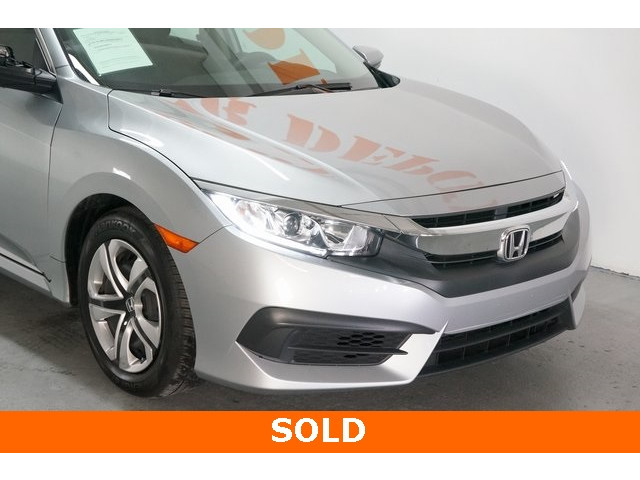 2016 Honda Civic 4D Sedan - 504226 - Image 9