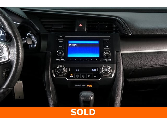 2016 Honda Civic 4D Sedan - 504226 - Image 31