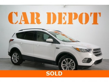 2018 Ford Escape 4D Sport Utility - 504231 - Image 1