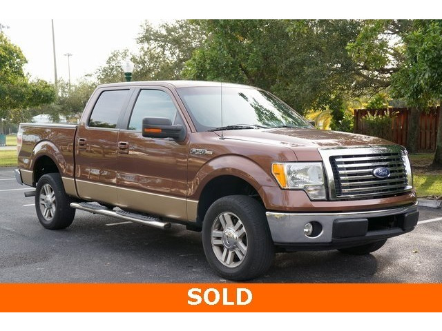 2011 Ford F-150 4D SuperCrew - 504248 - Image 1