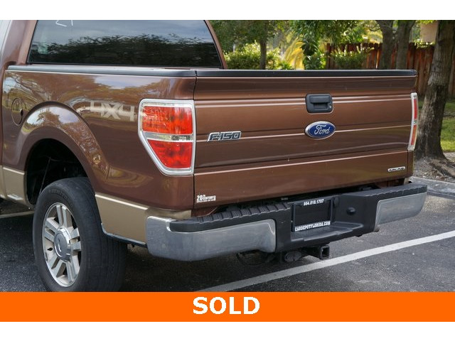 2011 Ford F-150 4D SuperCrew - 504248 - Image 11