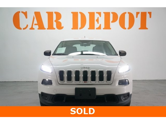 2014 Jeep Cherokee 4D Sport Utility - 503096 - Image 2