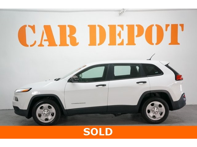 2014 Jeep Cherokee 4D Sport Utility - 503096 - Image 3