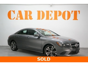 2016 Mercedes-Benz CLA 4D Sedan - 504253 - Image 1