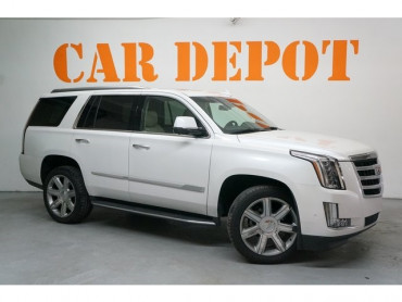 2018 Cadillac Escalade 4D Sport Utility - 504732T - Image 1