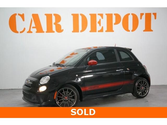 2013 Fiat 500 2D Hatchback - 504301 - Image 3