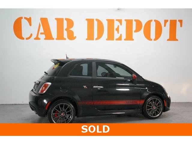2013 Fiat 500 2D Hatchback - 504301 - Image 7