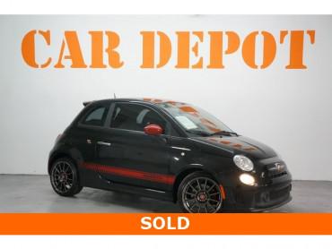 2013 Fiat 500 2D Hatchback - 504301 - Image 1