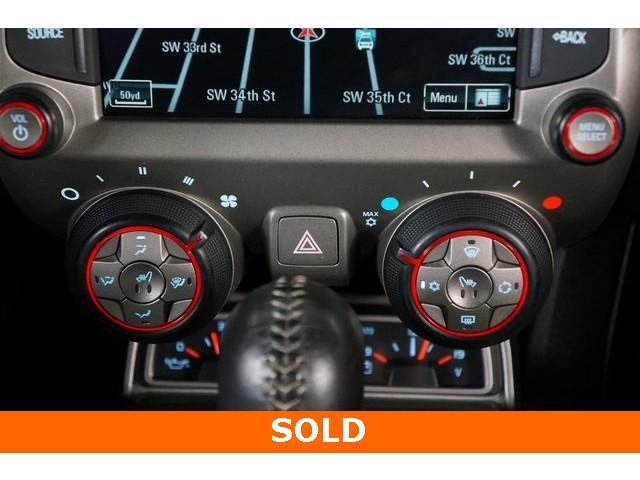 2015 Chevrolet Camaro 2LT 2D Coupe - 504282 - Image 35