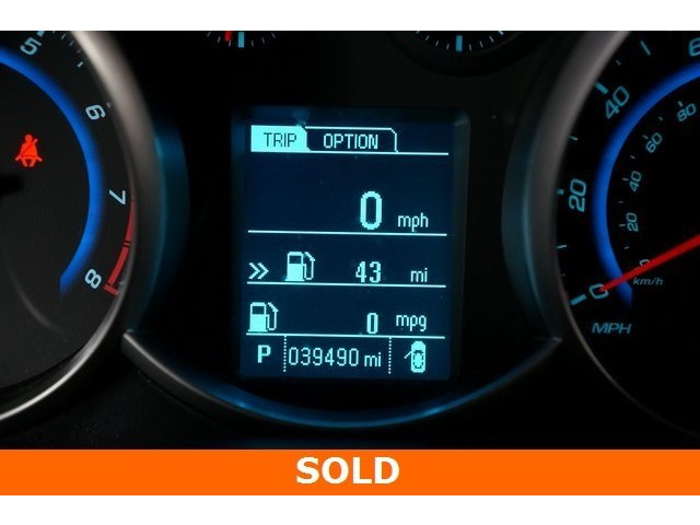 2015 Chevrolet Cruze 4D Sedan - 504285 - Image 36