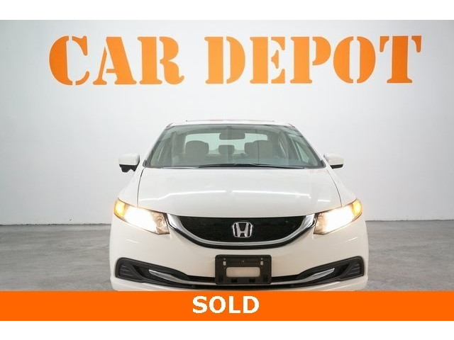 2014 Honda Civic 4D Sedan - 504279 - Image 2