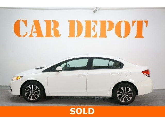 2014 Honda Civic 4D Sedan - 504279 - Image 4