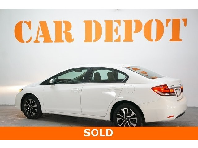 2014 Honda Civic 4D Sedan - 504279 - Image 5