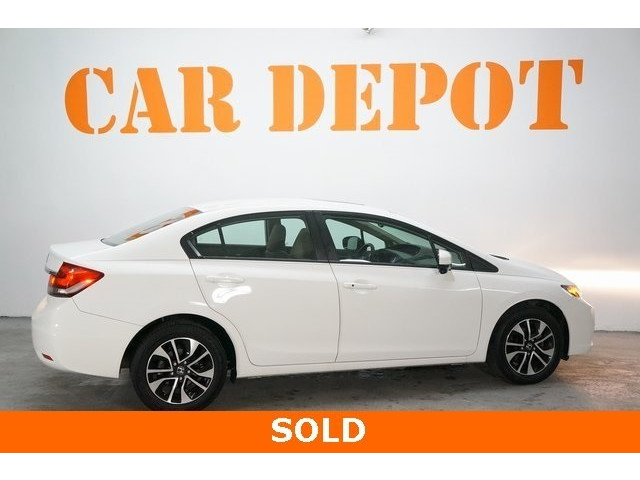 2014 Honda Civic 4D Sedan - 504279 - Image 7