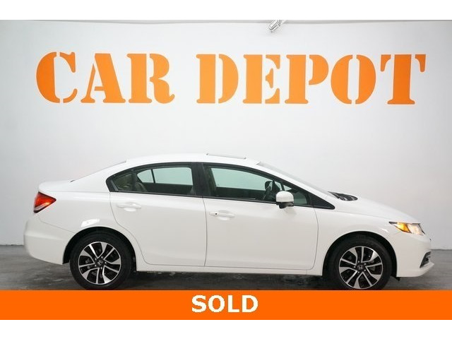 2014 Honda Civic 4D Sedan - 504279 - Image 8
