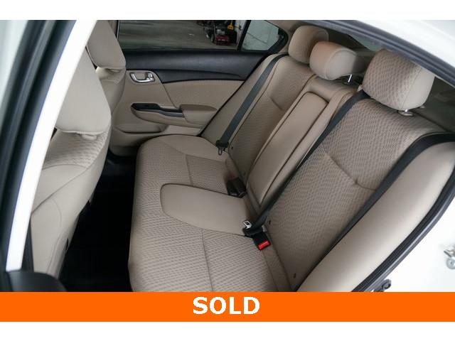 2014 Honda Civic 4D Sedan - 504279 - Image 26